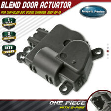 HVAC Heater A/C Blend Door Actuator for Chrysler Dodge Jeep 2007-2013 68000494AA