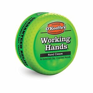 O'Keeffe's Working Hands Hand Cream for Cracked/Split Skin/Non-Greasy UK.