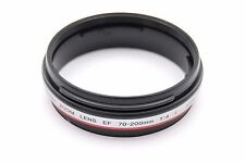 Canon Ef 70-200mm F/4.0L USM Vorne Filter Ring Montage Ersatz Reparatur Teil