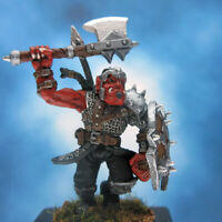 Painted Chainmail Miniature Hobgoblin Fighter