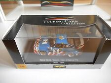 """Onyx Porsche 911 GT2 """"Sonauto"""" French GT Champion '98  in Blue on 1:43 in Box"""