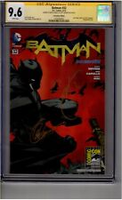 (B3) Batman #32 Convention Edition CGC 9.6 Signature Series 2x Signed