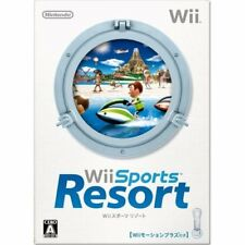 Used Wii Wii Sports Resort with Wii MotionPlus Japan Import