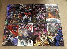 Transformers Armada #1-6 9 & Generation #1-5 Variant Comics DW Autobots