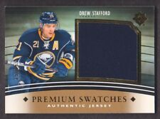 2011-12 Ultimate Collection Premium Swatches Jersey #PS-ST Drew Stafford 15/35