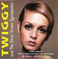 TWIGGY AND THE SILVER SCREEN SYNCOPATORS same Fat Boy Records 287 UK 1995 rare