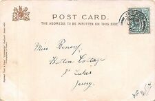 Miss Renouf. Hatton Cottage, St Luke's, Jersey. 1903 'Mother' RH.171