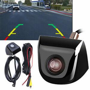 170° Car Rear View Reverse Cam Backup Parking Camera HD Night Vision Waterproof