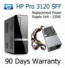 HP Pro 3120 Small Form Factor de reemplazo 220 W Power Supply 504965-001 PC8044