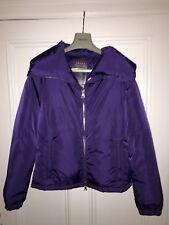 Prada Purple Ski Jacket, Size 42 (small). Down filled cosy winter jacket.