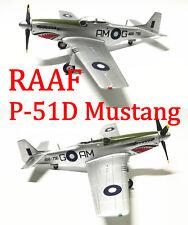 36302 1/72 Model EASY MODEL P-51D A68 -170 in 1999 Mustang Propeller Airplane