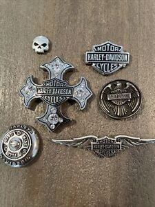 HARLEY-DAVIDSON Belt Accessories And Findings -New!!!