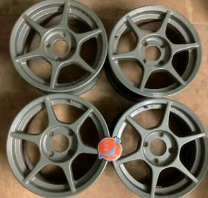 Rare Original P1 Racing Wheels 15x4H
