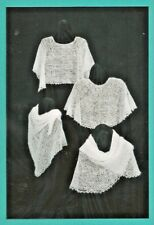 Lacy Cobweb Capelets & Shawls to Crochet by Evelyn A. Clark