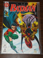 BATMAN #488 DC COMICS DARK KNIGHT NM CONDITION JANUARY 1993