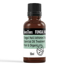 Fungal Nail Treatment - Large Size Anti Fungus Toe JoesToesⓒ Natural Organic