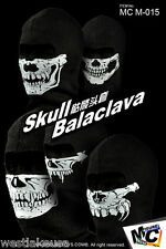 "Balaclava Mask Full Set of 5 Magic Cube 1/6th Scale for12"" Figure"