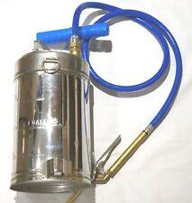 1-1/2 Gallon 304 Stainless Steel Tank Pressure Pump Sprayer Brass Trigger Wand