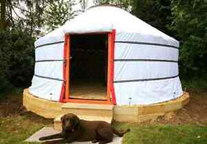 14 ft Camping Yurt Cover