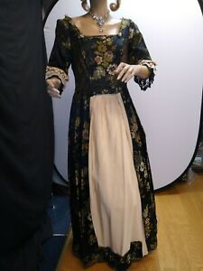 Georgian Ladies Dress Quality fancy dress, theatre, stage ex hire