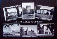 AK Postkarte s/w Karl-Marx-Stadt 1964