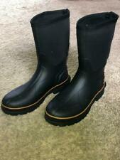 "Men's CARHARTT 10"" Mudrunner Rubber Boots Men's Size 9.5 NEW"