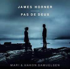 JAMES HORNER Pas De Deux Mari & Hakon Samuelsen 2015 * NEU