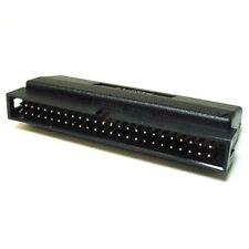 IDC 50-Pin Connector Passive SCSI Terminator IDC50 Male One End Daisy Chain