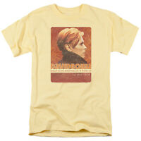 David Bowie STAGE TOUR BERLIN 78 Concert Licensed Adult T-Shirt All Sizes