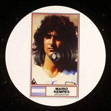 "The Mario Kempes Release 12"" (2012) : Various"