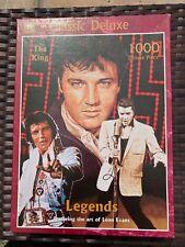 Classic Deluxe 'Legends - Elvis Presley' 1000 Piece Jigsaw Puzzle