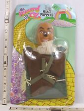 THE WIZARD OF OZ SCARECROW HAND PUPPET STILL ON CARD UNUSED 1988 MULTI TOYS