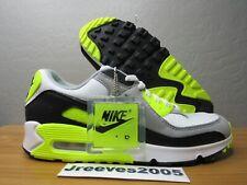 Nike Air Max 90 - VOLT Sz 9.5 - Men's 100% Authentic CD0881 103