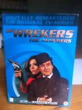 De Wreckers The Avengers 1967 Dutch Boxset DVDs With Original English Audio VGC
