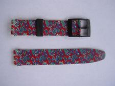 SWATCH x CHRONO AWARD - SCB108 - 1992 - NUOVO strap armband ORIGINAL