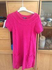 robe tunique fille GANT 3XL 170cm 15 ans 10% laine comme neuf