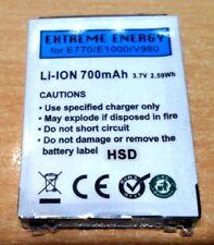 NEU: Akku für Motorola E1000 - E770 - V980 ua