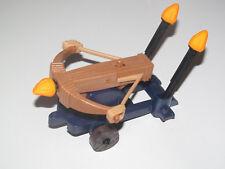 Playmobil History Accessoire Arbalete des Egyptiens + 3 Projectils Feu NEW