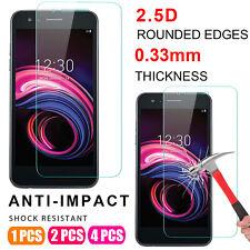 For LG Rebel 4 LTE (L212VL) Premium Screen Protector Tempered Glass Guard Film