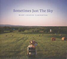 Mary Chapin Carpenter - Sometimes Just The Sky CD Lambent Light 2019 Like New