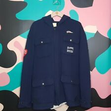 Billionaire Boys Club - BBC OG Cotton Hooded Trench Coat - Large - Authentic