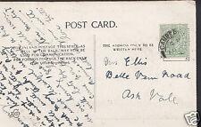 Genealogy Postcard - Family History - Ellis - Ash Vale   U573