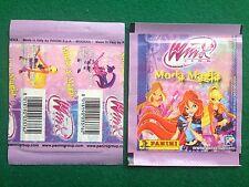 1 BUSTINA WINX CLUB (MODA MAGIA) sigillata sealed packet PANINI Sticker
