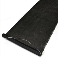NEW Rayon Black Wedding Aisle Runner