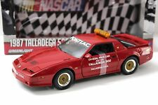 1:18 Greenlight Pontiac GTA 1987 Talladega 500 pacecar NEW in Premium-MODELCARS