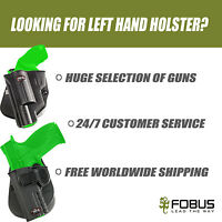 All Fobus LEFT HAND Holsters