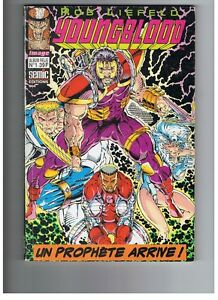ALBUM 1 YOUNGBLOOD N° 1 2 3 IMAGE COMICS SEMIC EDITIONS ROB LIEFELD !!