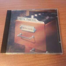 CD GATTO PANCERI IMPRONTE DIGITALI MERCURY 528622-2  ITALY PS 1995