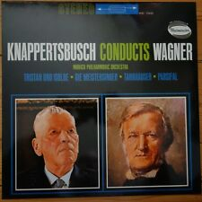 WST 17032 Knappertsbusch Conducts Wagner 180g