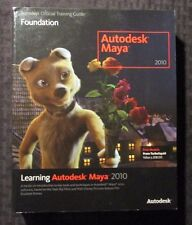 LEARNING AUTODESK MAYA 2010 Foundation FVF 7.0 NO DVD